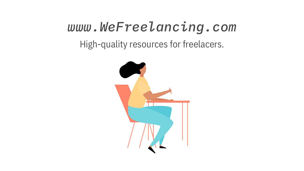 High-Quality Resources for Freelancing